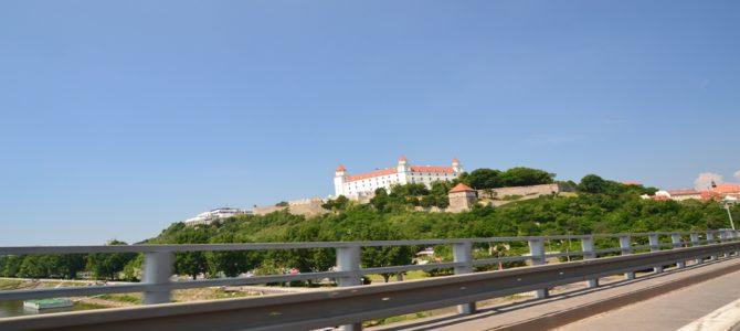 Bratysława – jedna ze stolic nad Dunajem