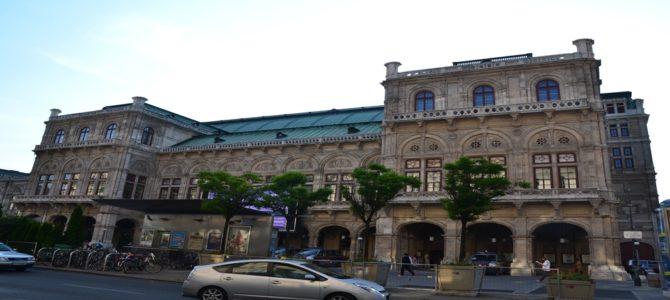 Wiedeń – cz. 1 – poznajemy miasto