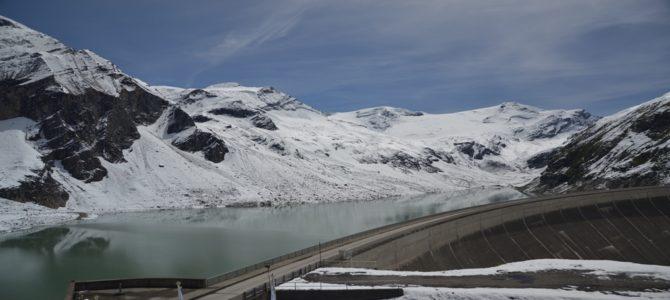 Zell am See, Kaprun i Mooserboden – czyli koniec maja ze śniegiem