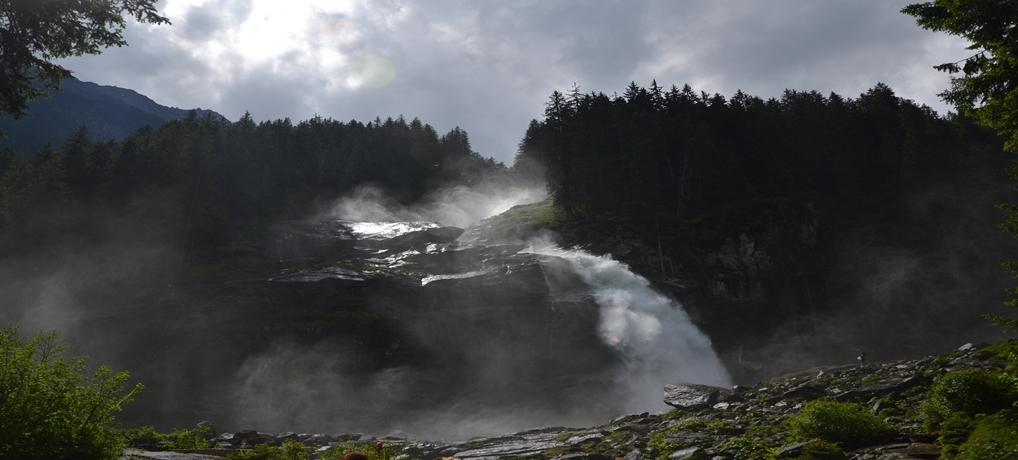 Wodospad w Krimml (Krimmler Wasserfälle) – czy warto zobaczyć?