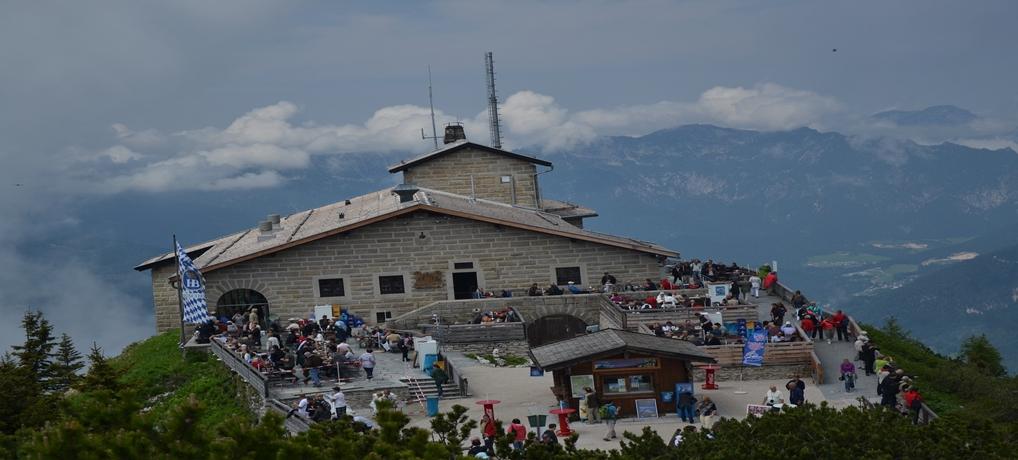 Kehlsteinhaus – górska kwatera Hitlera