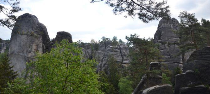 Adrspach – czeskie skalne miasto