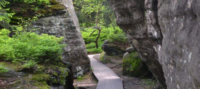 Góry Stołowe – dwie atrakcje z tamtych stron