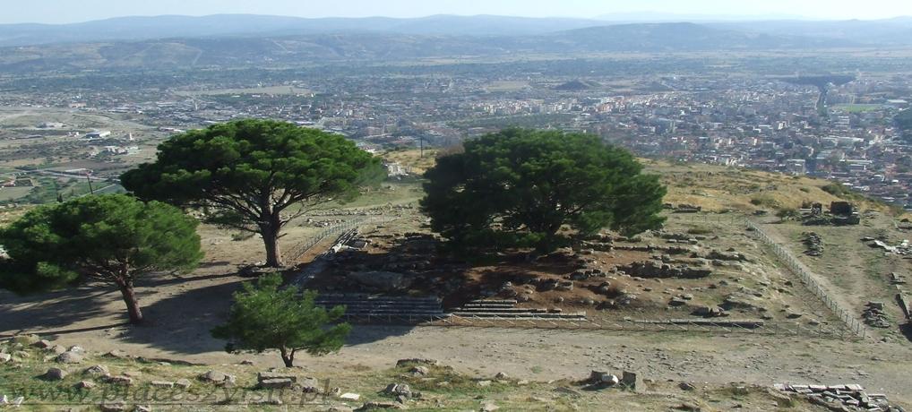 Pergamon i Troja – co ciekawsze?