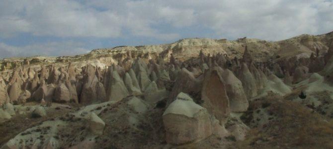 Kapadocja – tufowa kraina