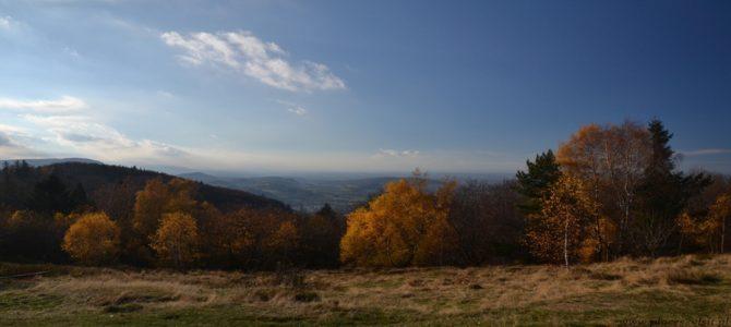Równica czyli listopad w górach