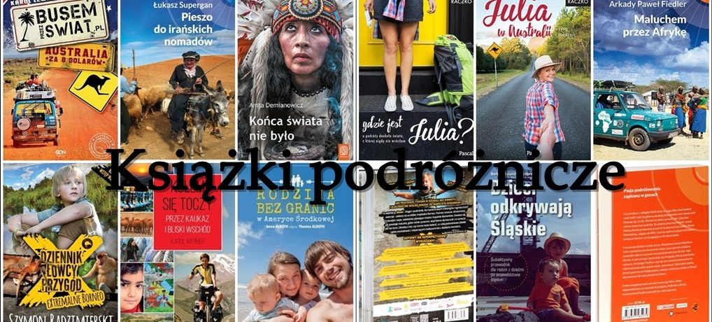 Książki podróżnicze – prezent nie tylko na święta