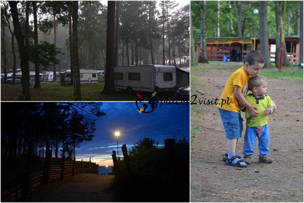Camping Tramp