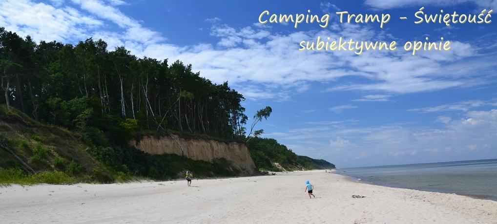 Camping Tramp – subiektywne opinie o jednym z lepszych campingów nad Bałtykiem