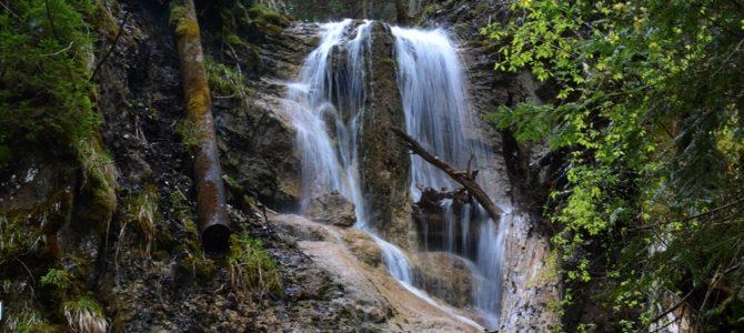 Klastorska roklina – największa koncentracja wodospadów