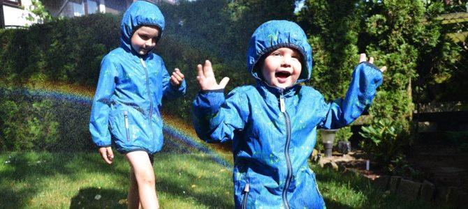 Dziecięca kurtka uniwersalna Regatta Printed Lever – recenzja