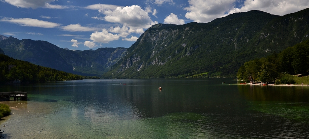 Dolina Bohinj, imponująca Savica i Vogel
