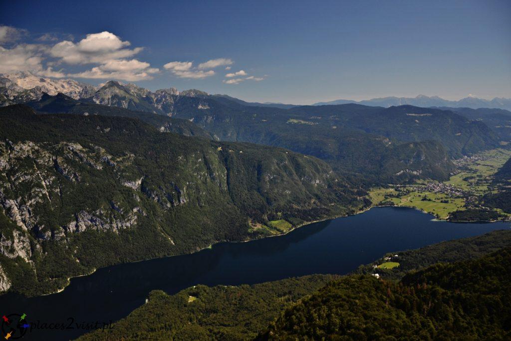 Dolina Bohinj