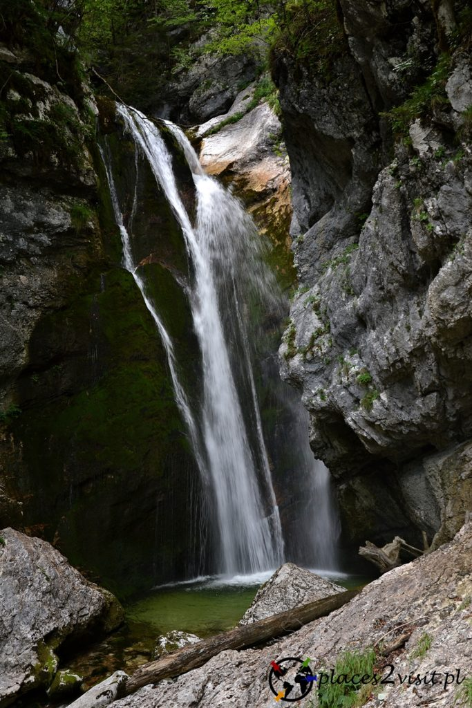 Wodospad Mostnica(Mostnica Waterfall, Slap Mostnica)
