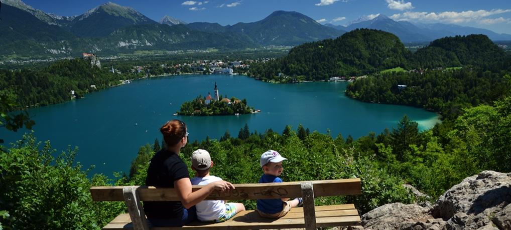 Jezioro Bled, wąwóz Vintgar i okolice