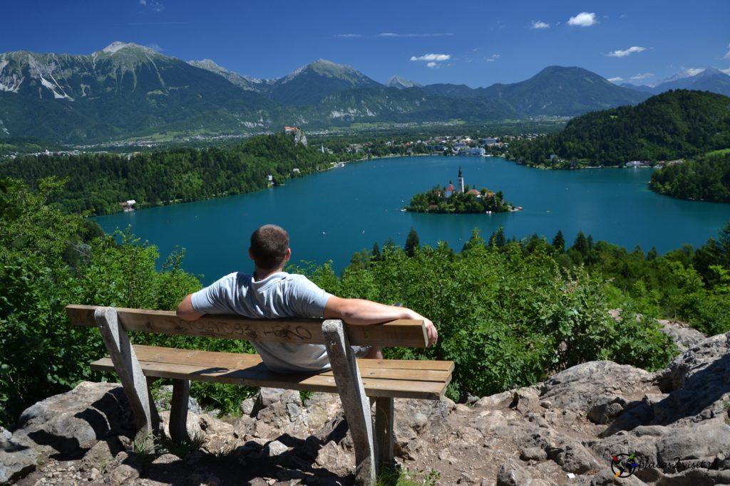 Majówka - 6 pomysłów na długi weekend - Jezioro Bled