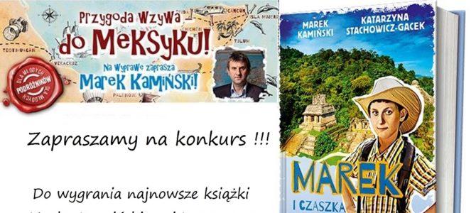 "Konkurs ""Marek i czaszka jaguara"""