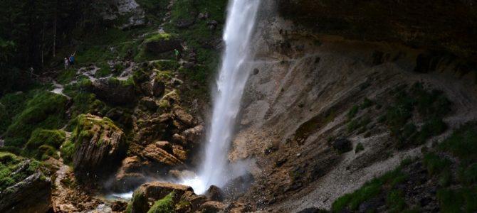 Dolina Vrata i Pericnik oraz wodospad Martuljek