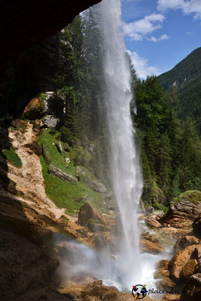 WodospadPericnik (Pericnik Waterfall, SlapPeričnik)