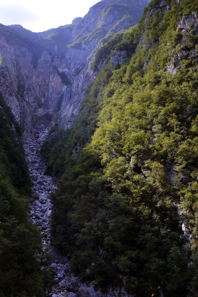 Wodospad Boka (BokaWaterfall, Slap Boka)