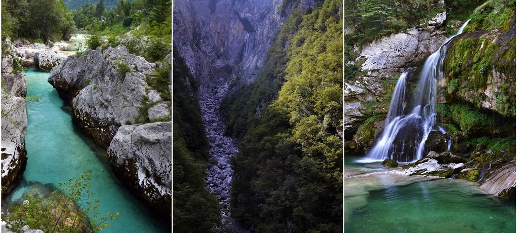 Dolina Soczy cz. 1: Boka, Virje i Wielki Wąwóz Soczy