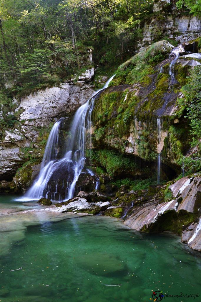 WodospadVirje (Virje Waterfall, Slap Virje)