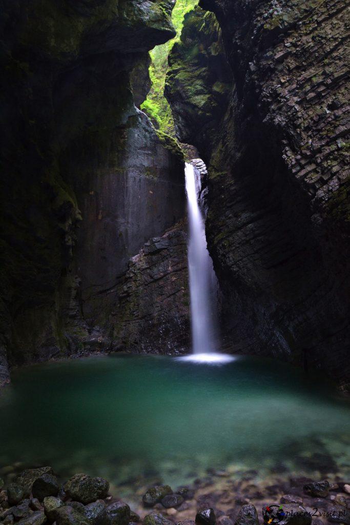 Wodospady Kozjak (Kozjak Waterfalls, Kozjak slapovi) - Wodospady w Słowenii