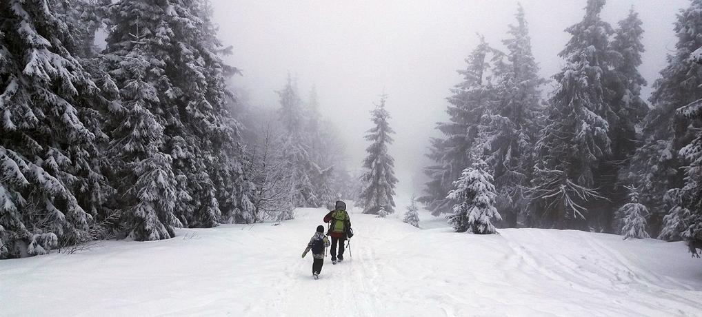 Wielka Racza – pierwsze zimowe wejście