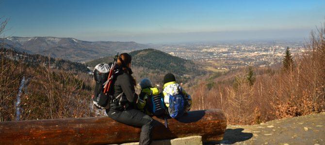 Czupel – najwyższy szczyt Beskidu Małego