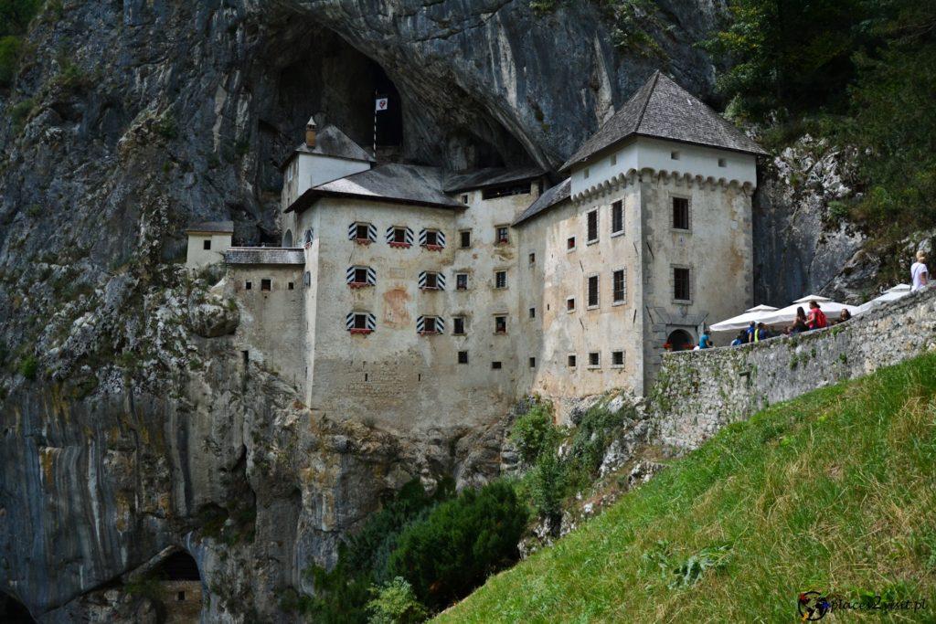 Słowenia co zobaczyć, Zamek Predjama