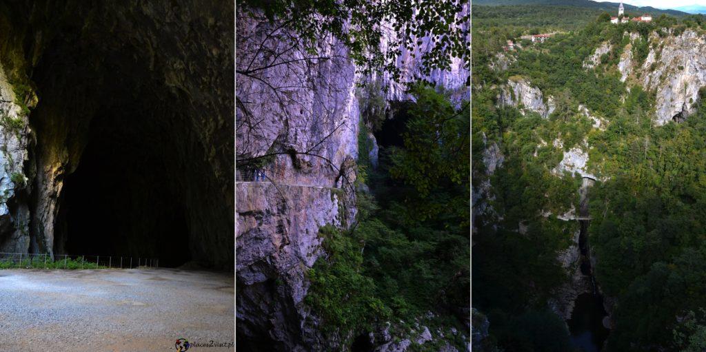 Słowenia co zobaczyć, Jaskinie Szkocjańskie