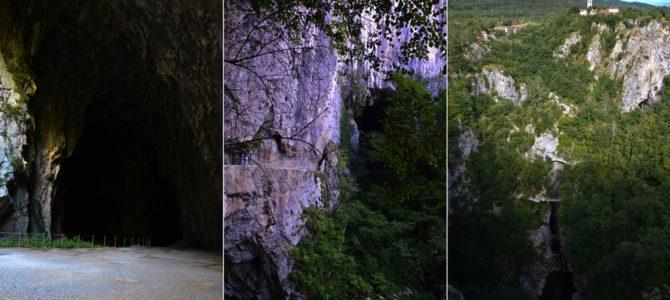 Jaskinie Szkocjańskie – jedyne w Słowenii na liście UNESCO