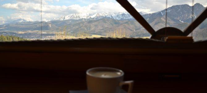 Apartament Widokowy – coś dla miłośników górskich pejzaży