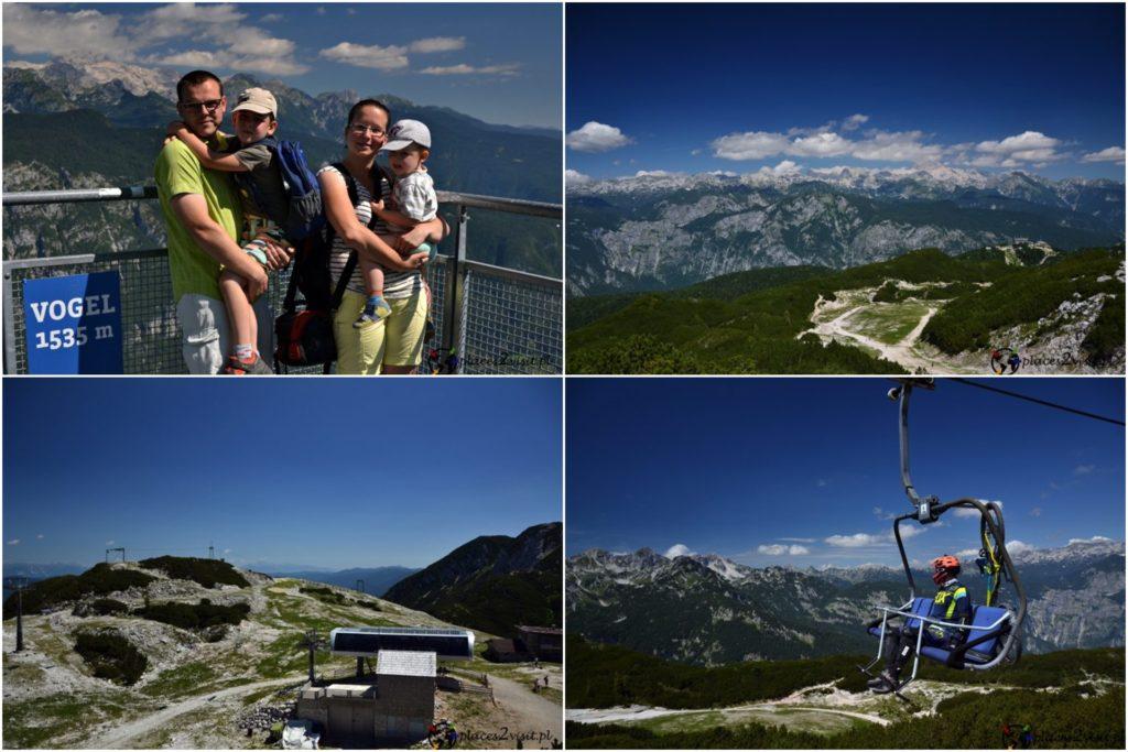 Słowenia co zobaczyć, Centrum narciarskie Vogel