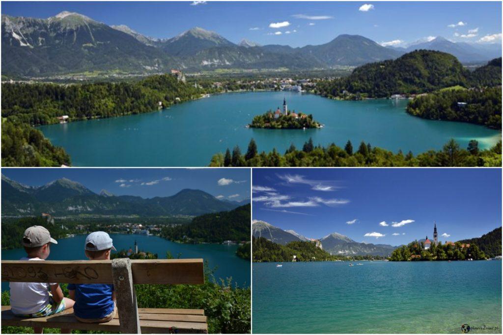 Słowenia co zobaczyć, Jezioro Bled