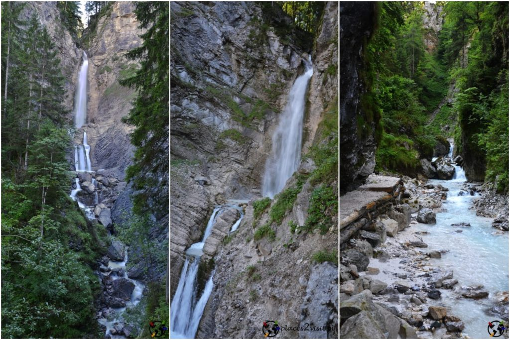 Słowenia co zobaczyć, Wodospad Martuljek
