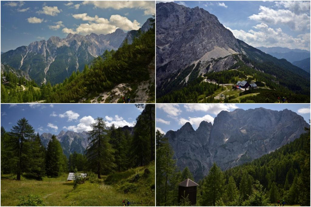 Słowenia co zobaczyć, Przełęcz Vrsic
