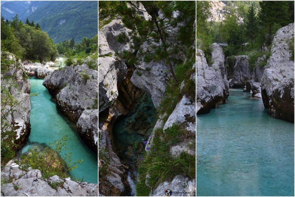 Słowenia co zobaczyć, Wielki Wąwóz Soczy