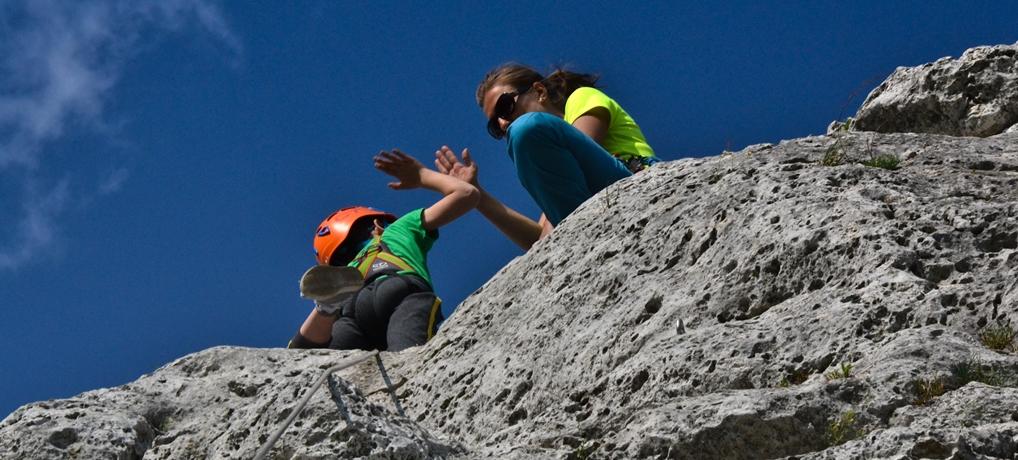 Climbing Day – przygoda dla dużych i małych