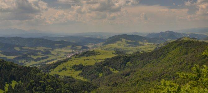 Wysoka i dwóch zdobywców najwyższego szczytu w Pieninach