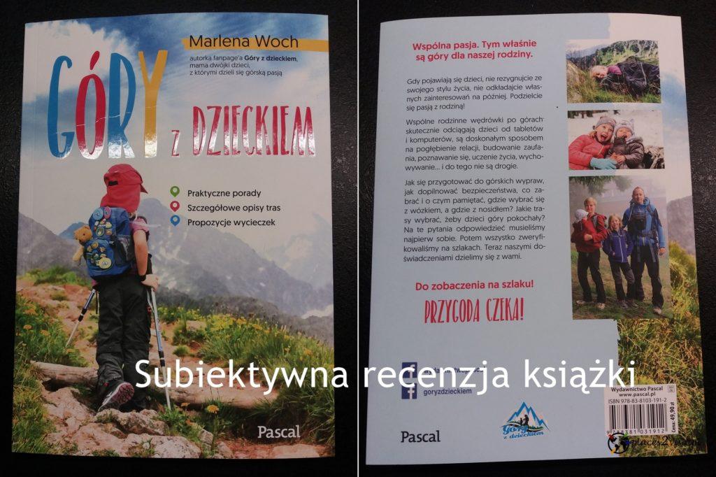 Góry z dzieckiem - recenzja książki