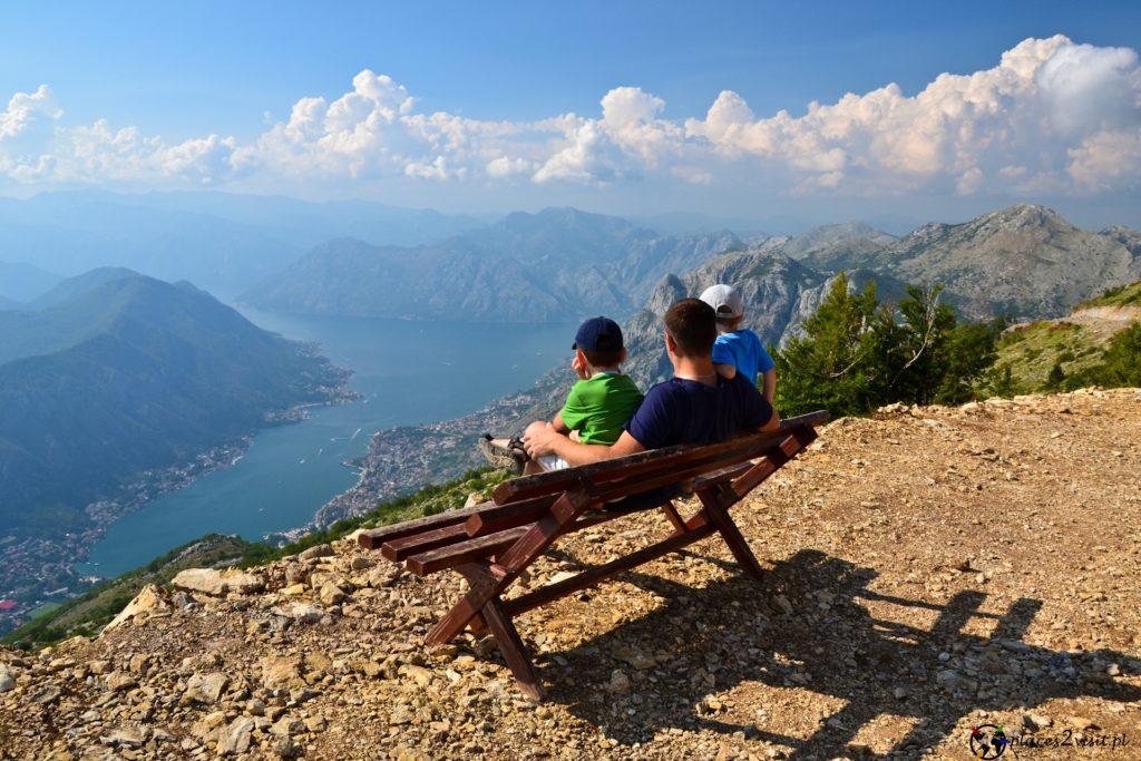 Czarnogóra - co zobaczyć  Best View of Kotor