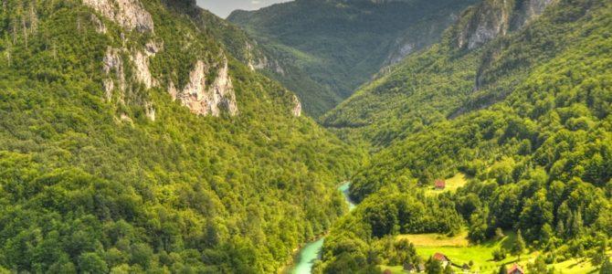 Kanion Tary i Most Durdevica na Tarze