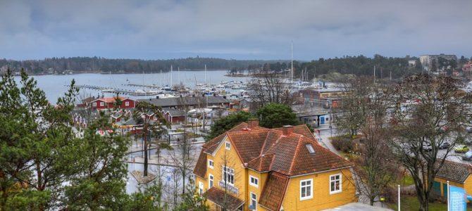 Listopadowa wyprawa do Szwecji – Nynashamn