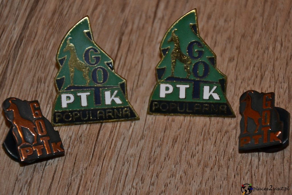 Odznaki turystyczne dla dzieci