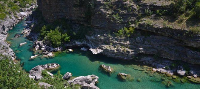 Dolina Moracy i Kanion Platije