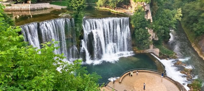 Z Mostaru do Jajce doliną Neretwy