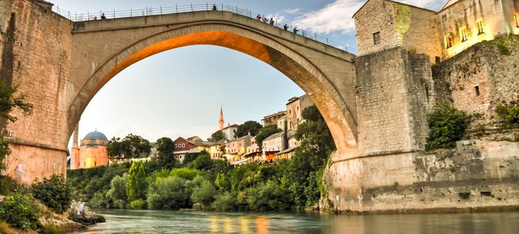Mostar, Blagaj, wodospady Kravica i okolice