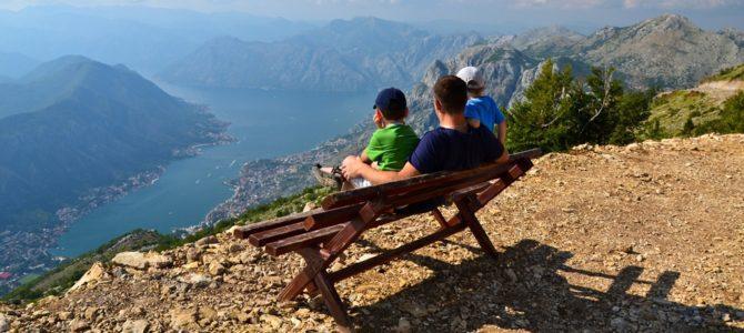 Najładniejszy widok na Zatokę Kotorską