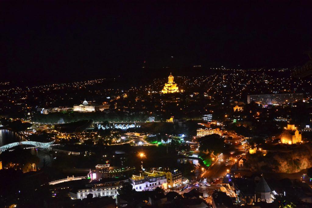 Tbilisi Gruzińska Droga Wojenna